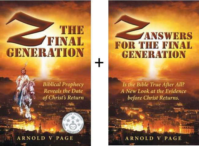Offer on Z Generation books 1 and 2
